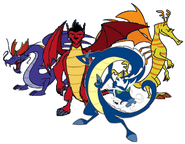 Dragons (Jake Long Universe)