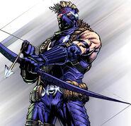 Ultimate comics-Hawkeye