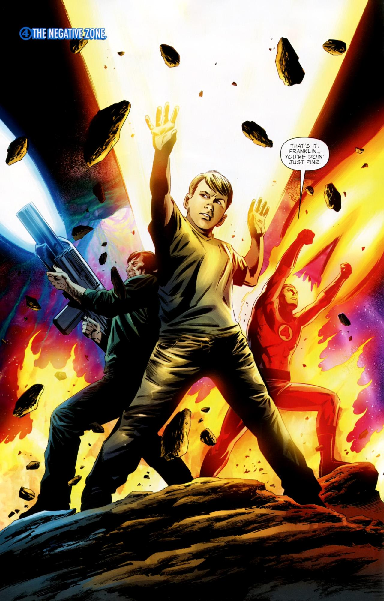 image franklin richards telekinesis jpg superpower wiki fandom