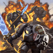 Grey Knights Warhammer 40K
