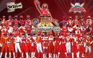 Red Sentais