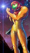 Final Suit Metroid Fusion