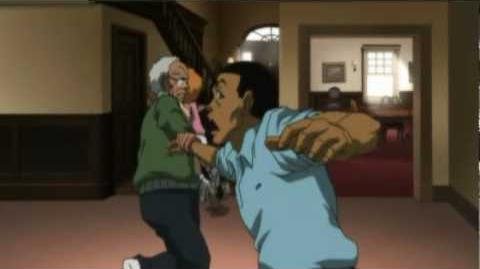 The Boondocks The Stinkmeaner Nightmare