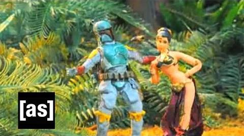 Boba's Back! Robot Chicken Adult Swim