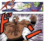 Ki Blast by Piccolo