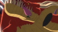 Zoro Decapitates the Punk Hazard Dragon in the Anime