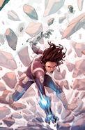 Daisy Johnson Quake (Earth-616) Thanos Vol 2 6 ResurrXion Variant Textless