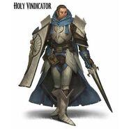 Holy Vindicator Pathfinder
