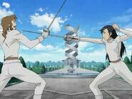Saya fencing