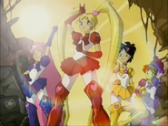 Sailor Scouts Parodies