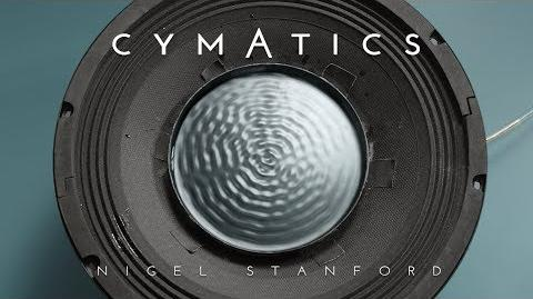 CYMATICS Science Vs. Music - Nigel Stanford