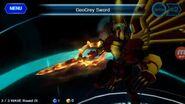 Geo Grey Sword