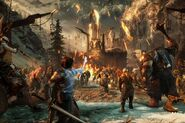 Talion Orc Army