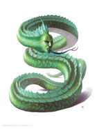 Water naga - Pathfinder by Cloister