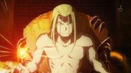 Father (Fullmetal Alchemist) sun palm