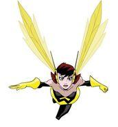 Janet Van Dyne-Pym Wasp (Marvel Comics)