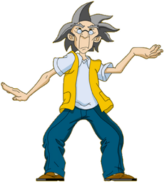 Uncle Chan (Jackie Chan Adventures)