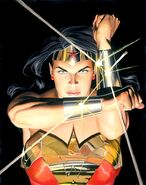 Wonder Woman Deflection