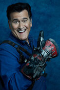 Ash Williams EL HEFE (Evil Dead)