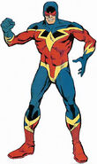 Speed Demon Marvel Comics