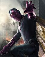 Vision AOU textless poster