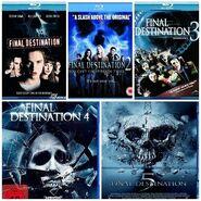 All Final Destination Series