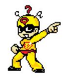Captain Q sprite-enlarged