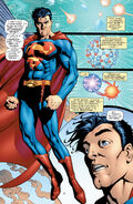 Enhanced Vision by Superman