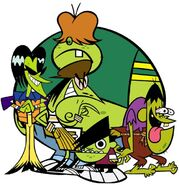 Gangreen Gang (Powerpuff Girls)