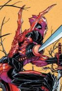 Poison deadpool