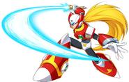 Rockman X DiVE Hunter Zero