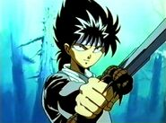 Hiei Shadow Sword