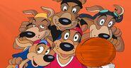 Kangoo characters