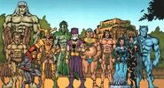 Annunaki (Gods)