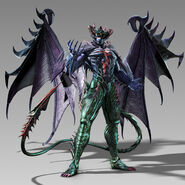 Kazuya Devil form