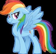 MLP The Movie Rainbow Dash official artwork