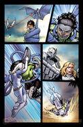 Mystique attack
