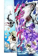 Power Punch by Star Platinum