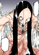As Nodt (Bleach) giant fear form