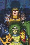 Female Furies (DC Comics)