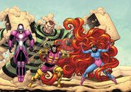 Frightful Four (Marvel Comics)