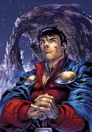 Jim Lee's Mon-El