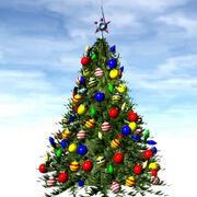Christmas-Tree -1