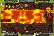 Lava showdown 4