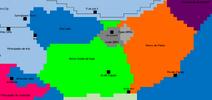 Zona Cyan antes de la guerra