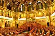Parlamento de Olaya - cámara