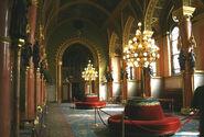 Parlamento de Olaya - interior