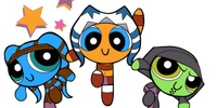 Image The Power Of The Force Girls 311x300png Powerpuff Base
