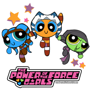 The Power Of The Force Girls Powerpuff Base Wiki Fandom Powered
