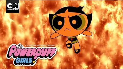 Fire and Water Powerpuff Girls Cartoon Network
